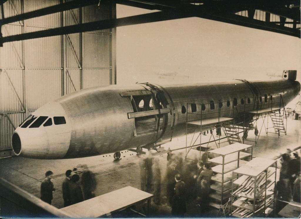Sud-Est SE.210 Caravelle . S-l16019