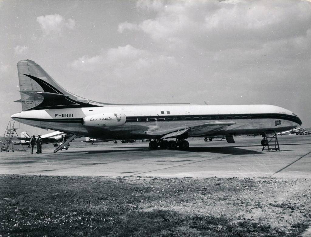 Sud-Est SE.210 Caravelle . S-l16022