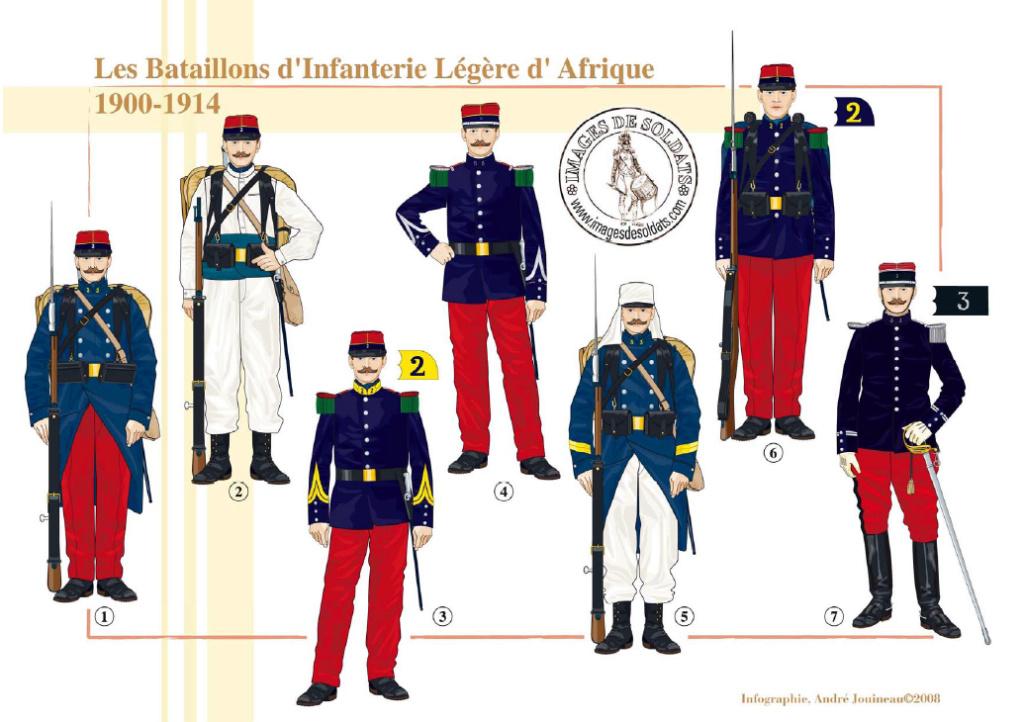 Planches uniformes Armée Française.... - Page 4 Sans_156