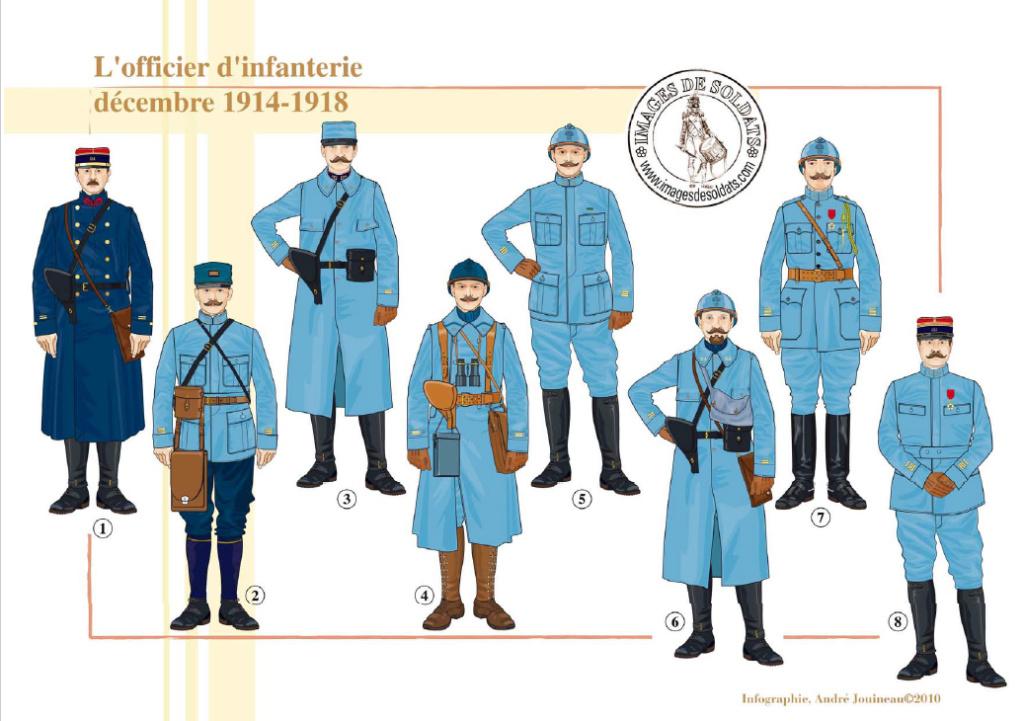Planches uniformes Armée Française.... - Page 4 Sans_158