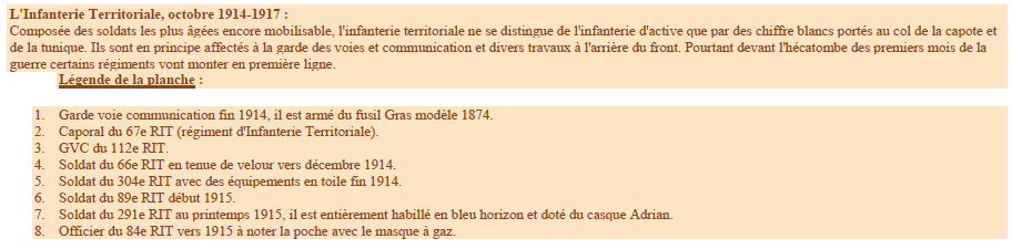 Planches uniformes Armée Française.... - Page 4 Sans_163