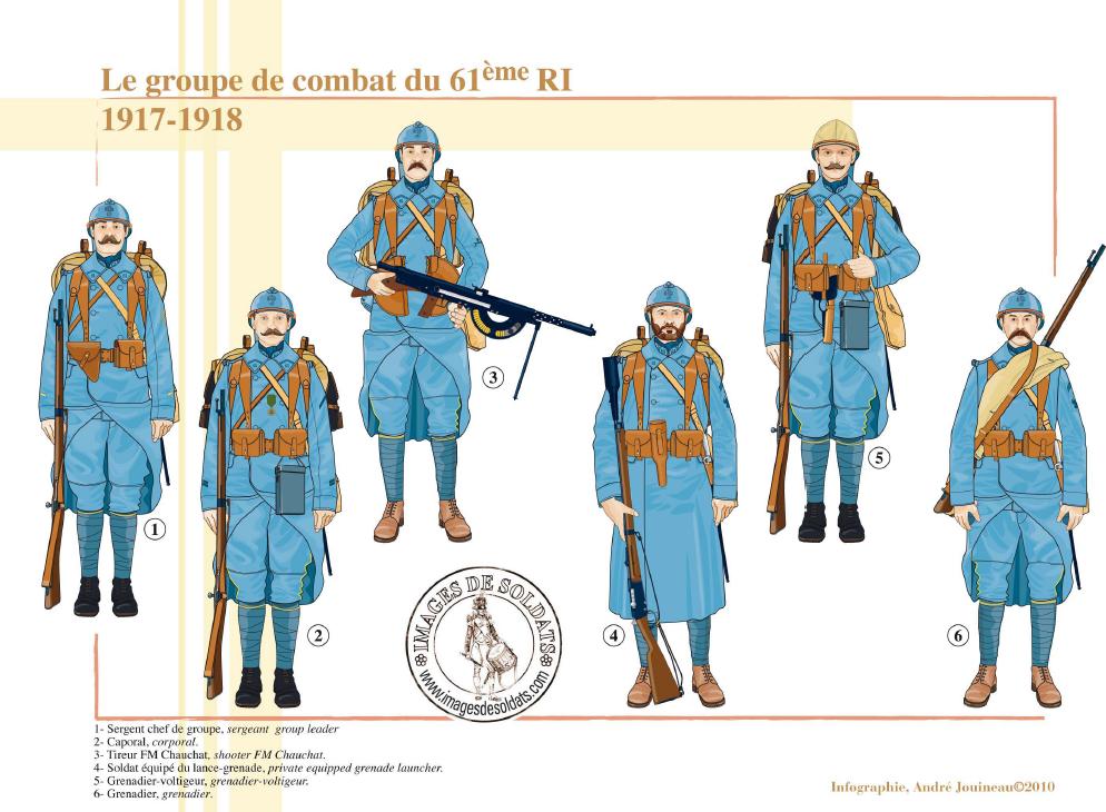 Planches uniformes Armée Française.... - Page 4 Sans_166