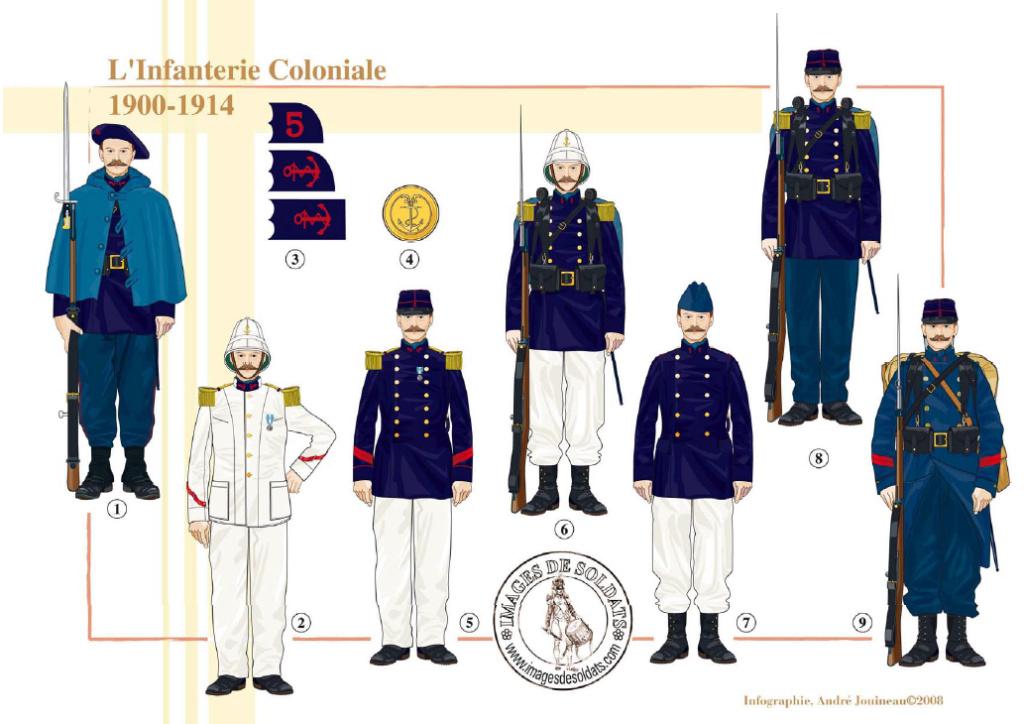 Planches uniformes Armée Française.... - Page 4 Sans_167