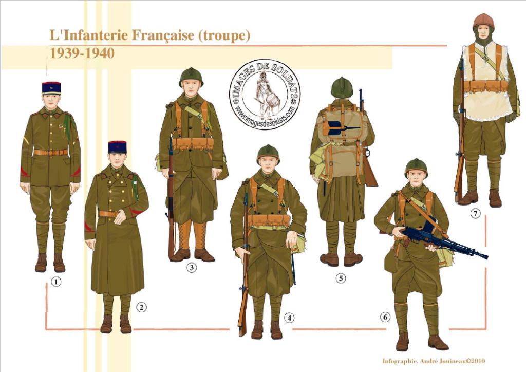 Planches uniformes Armée Française.... - Page 4 Sans_170