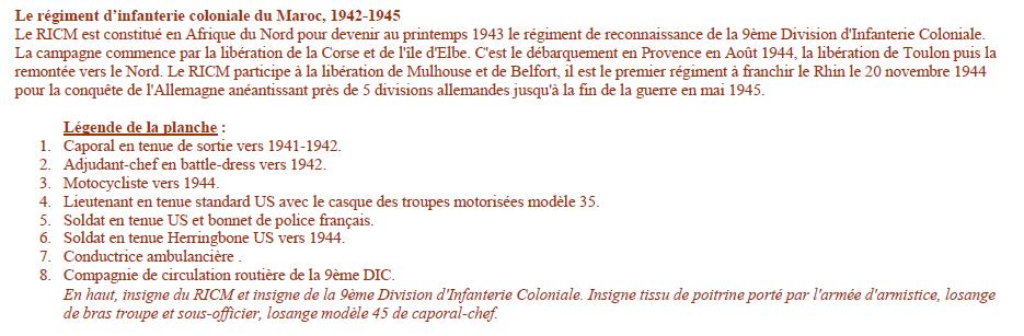 Planches uniformes Armée Française.... - Page 4 Sans_174