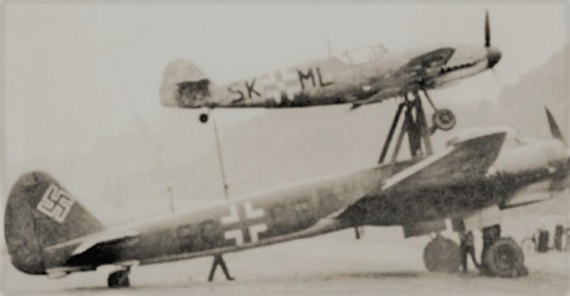 Junkers Mistel . Sans_l10
