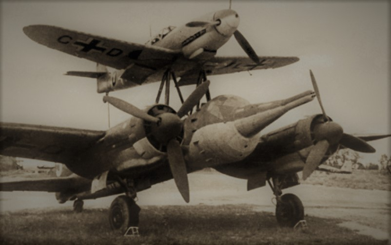 Junkers Mistel . Sans_t10