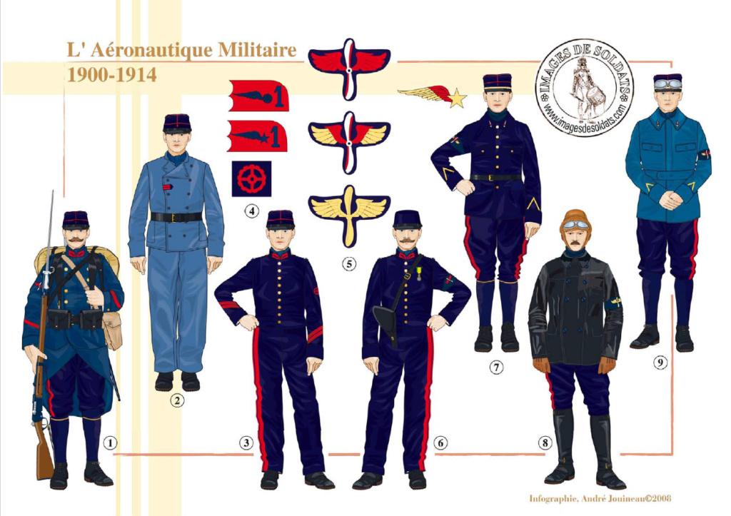 Planches uniformes Armée Française.... Sans_t27
