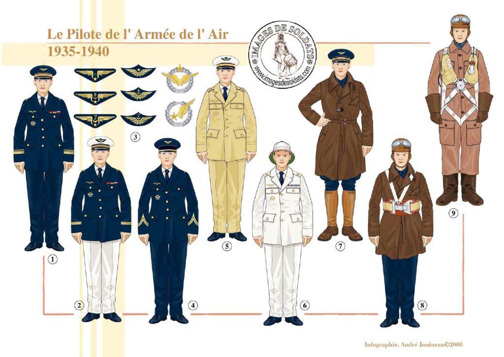 Planches uniformes Armée Française.... Sans_t29