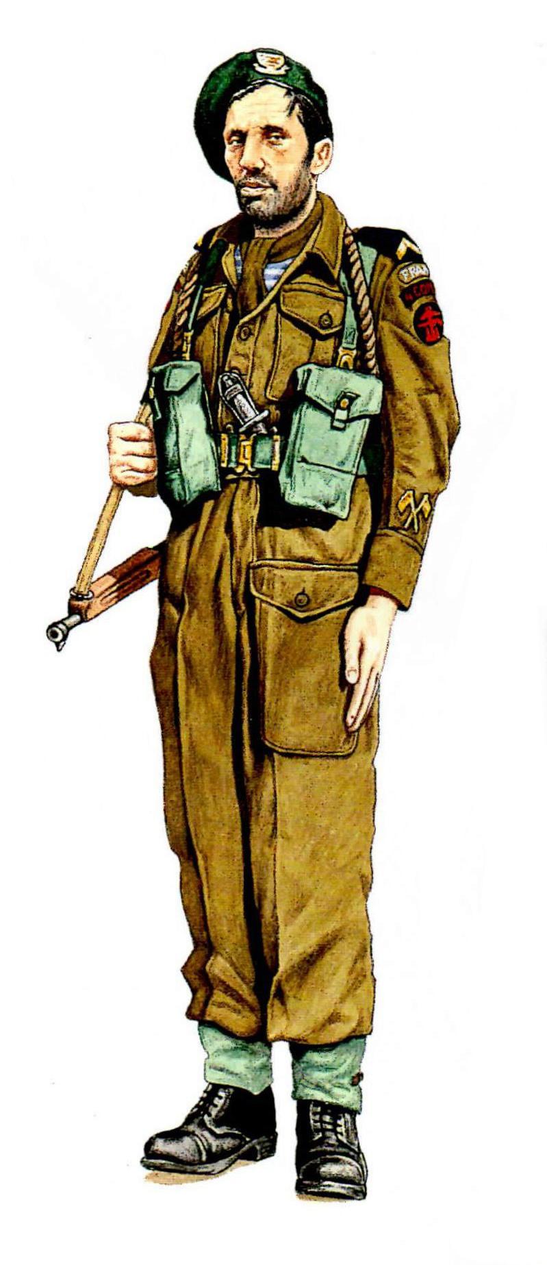 Planches uniformes Armée Française.... Sans_t30