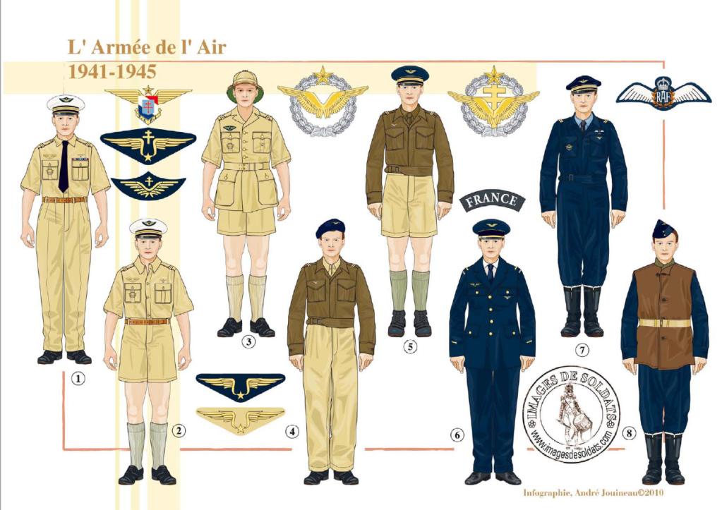 Planches uniformes Armée Française.... Sans_t34