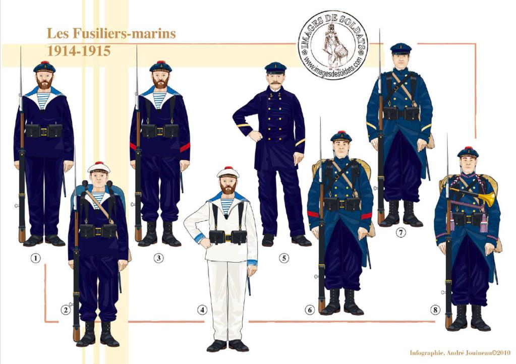 Planches uniformes Armée Française.... Sans_t36