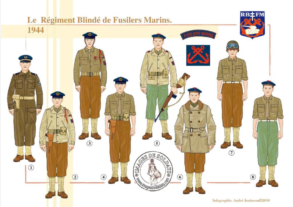 Planches uniformes Armée Française.... Sans_t41