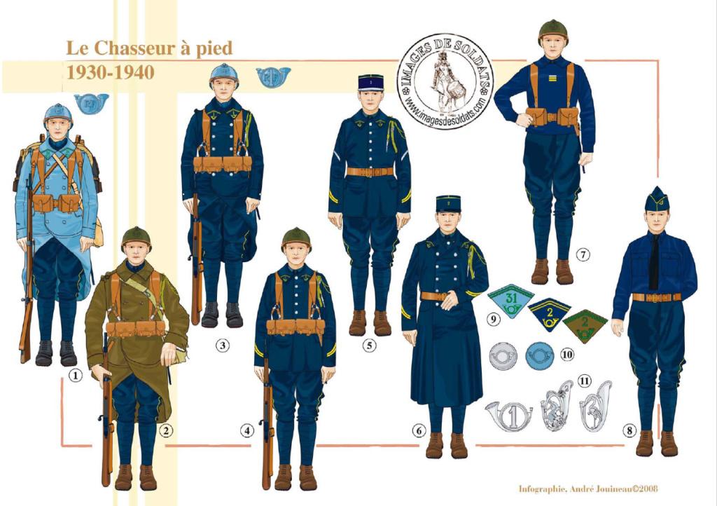 Planches uniformes Armée Française.... Sans_t48