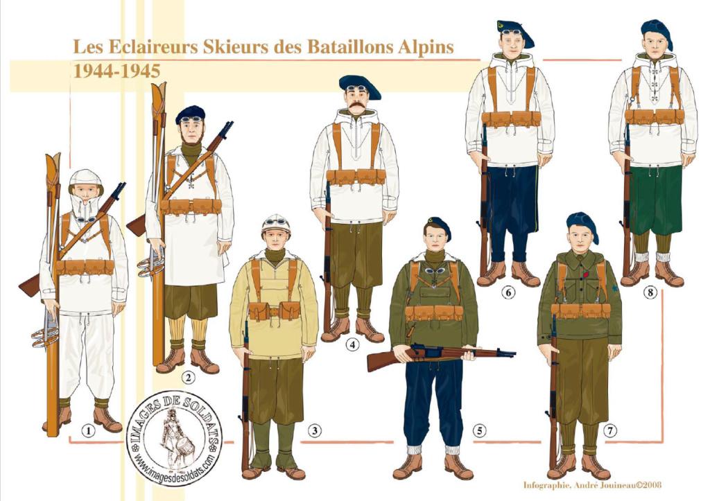 Planches uniformes Armée Française.... Sans_t50