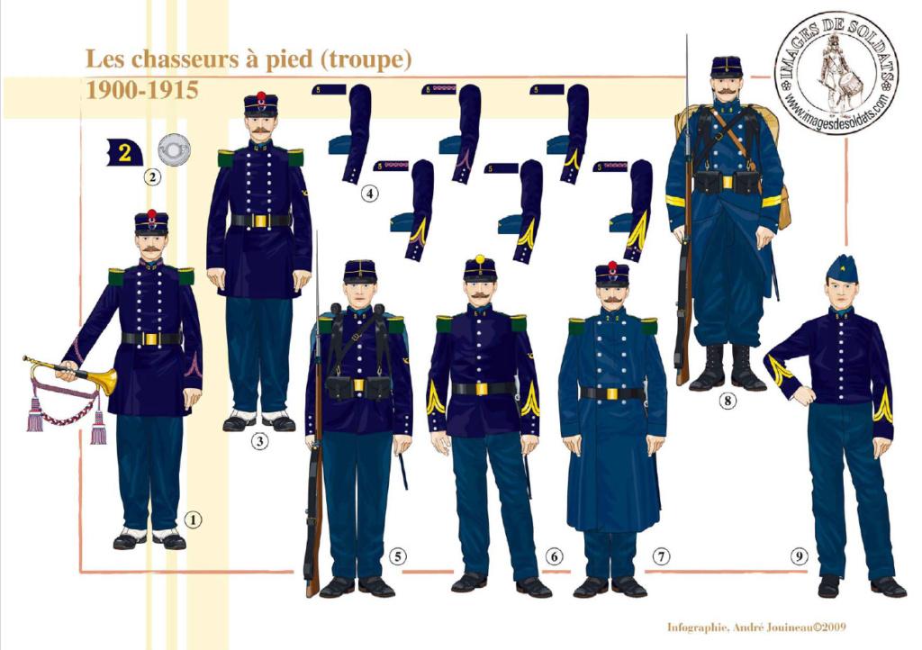 Planches uniformes Armée Française.... Sans_t52