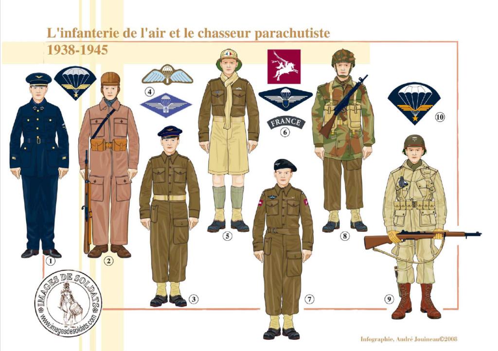 Planches uniformes Armée Française.... Sans_t54
