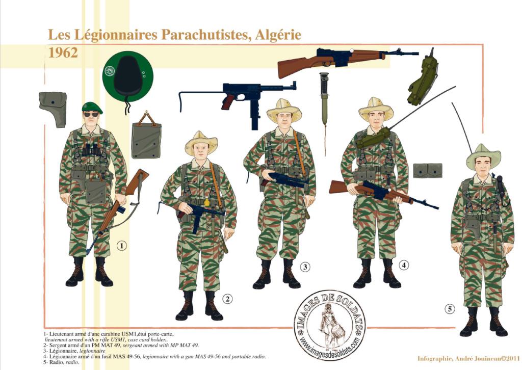 Planches uniformes Armée Française.... Sans_t57