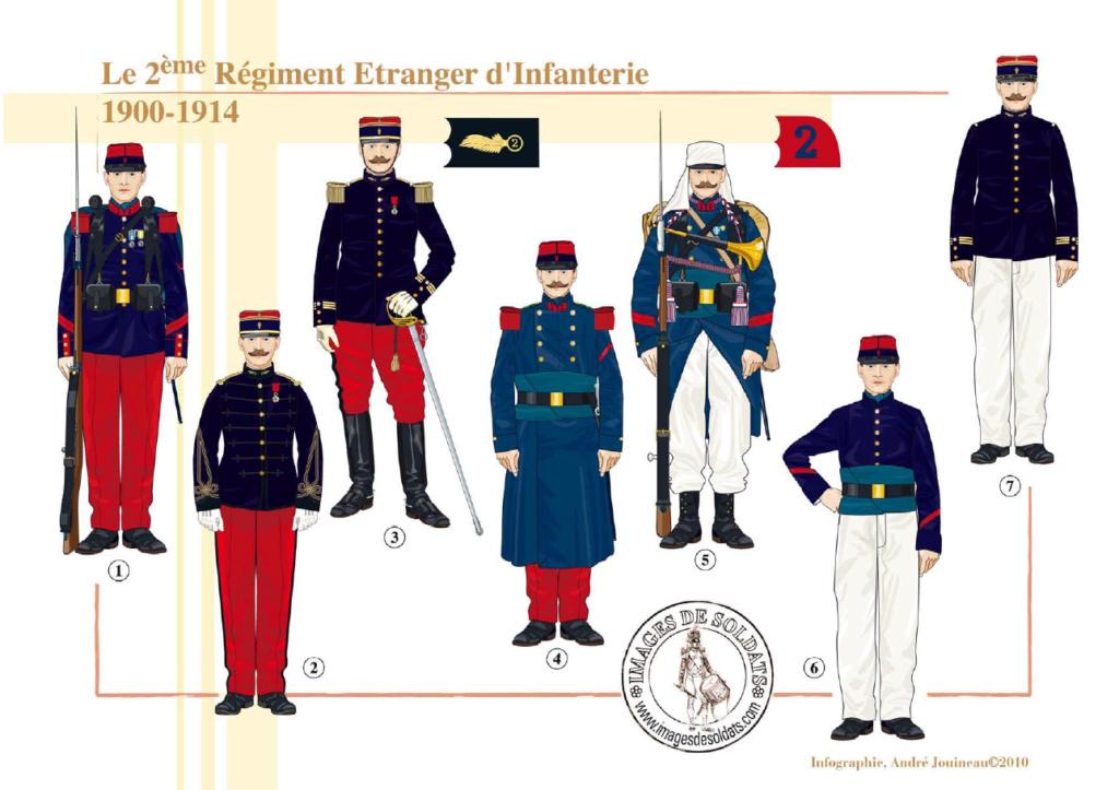 Planches uniformes Armée Française.... Sans_t58