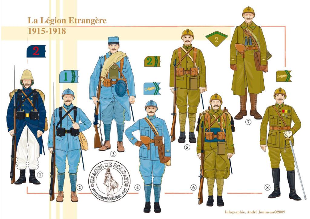Planches uniformes Armée Française.... Sans_t60