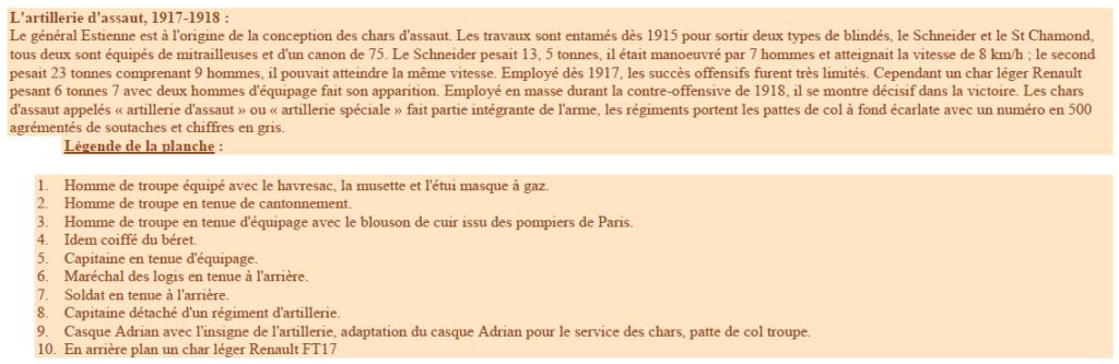 Planches uniformes Armée Française.... Sans_t75