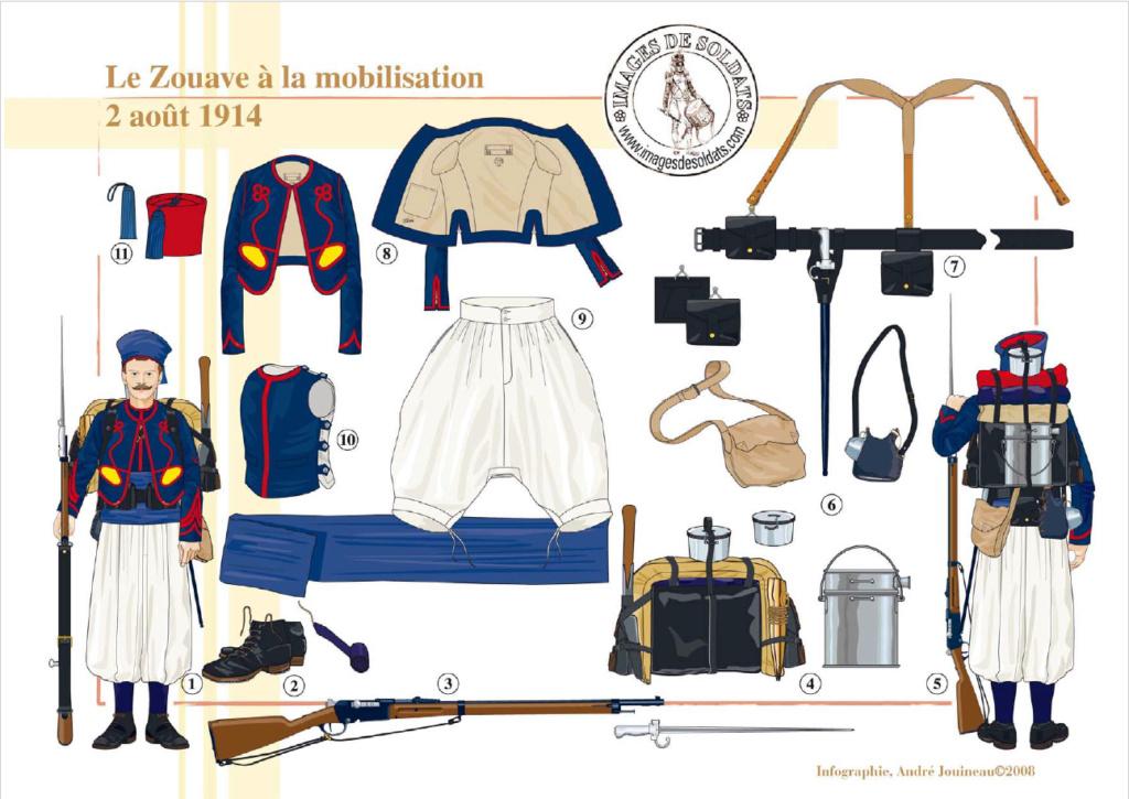 Planches uniformes Armée Française.... Sans_t76