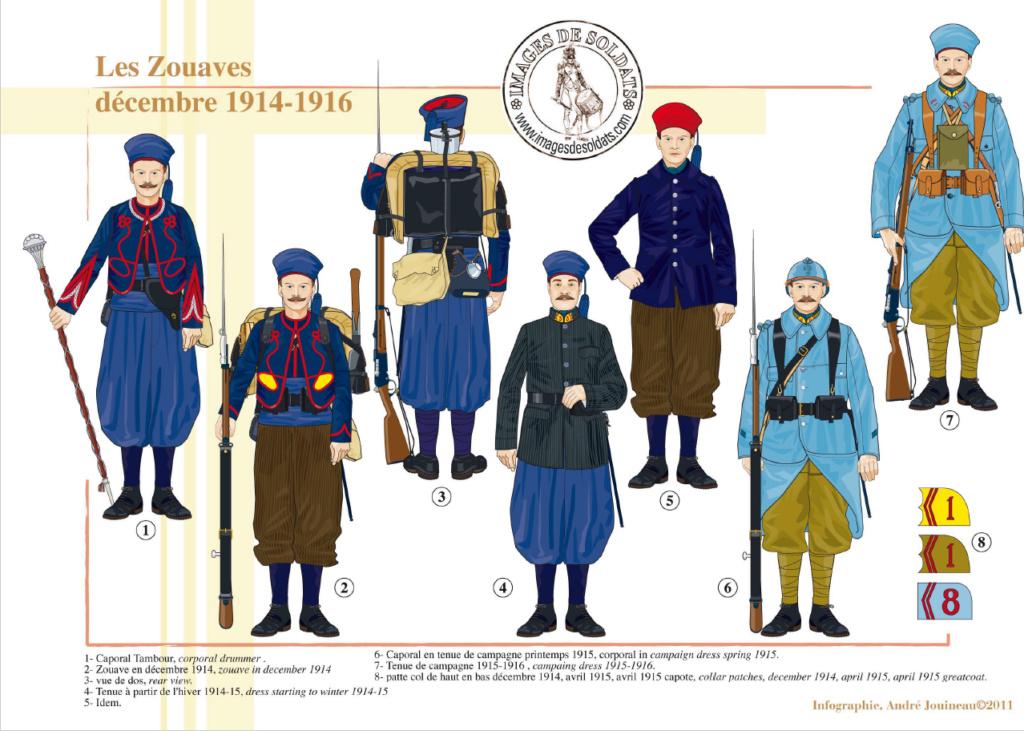 Planches uniformes Armée Française.... Sans_t78