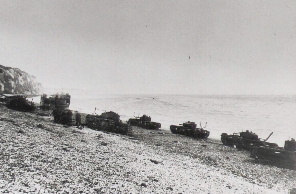 Opération. Jubilee - deux divisions Canadiennes a l'assaut de Dieppe  Screen52