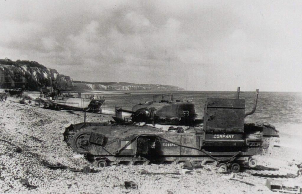 Opération. Jubilee - deux divisions Canadiennes a l'assaut de Dieppe  Screen53
