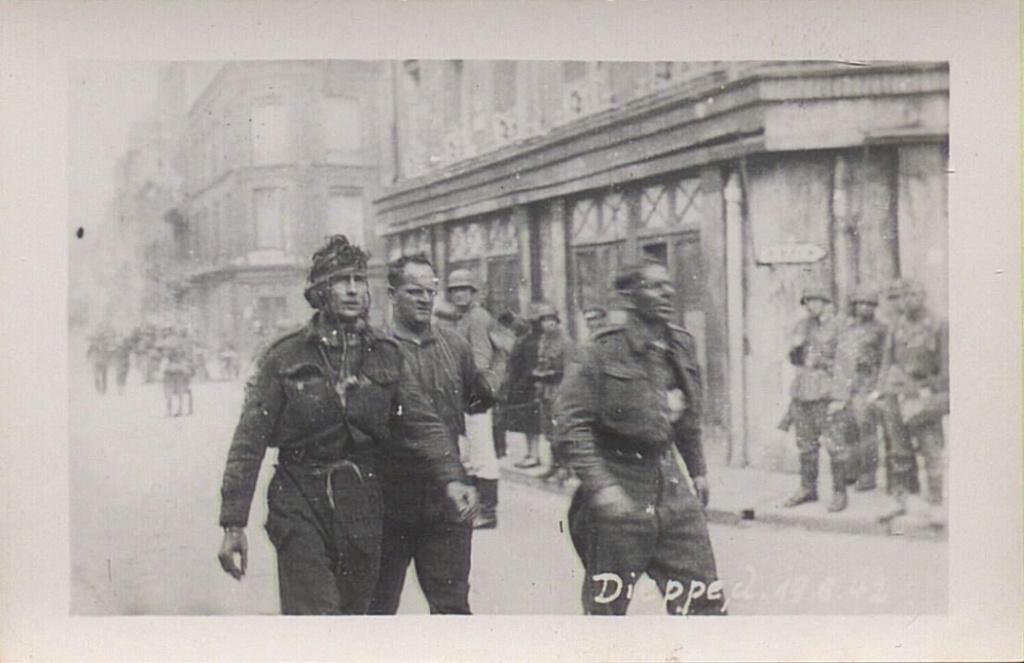 Opération. Jubilee - deux divisions Canadiennes a l'assaut de Dieppe  Screen55