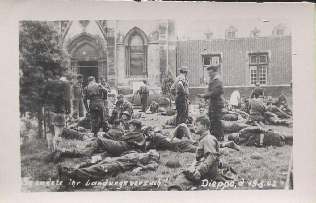 Opération. Jubilee - deux divisions Canadiennes a l'assaut de Dieppe  Screen56