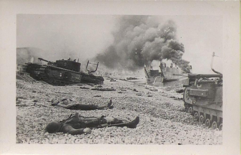 Opération. Jubilee - deux divisions Canadiennes a l'assaut de Dieppe  Screen60
