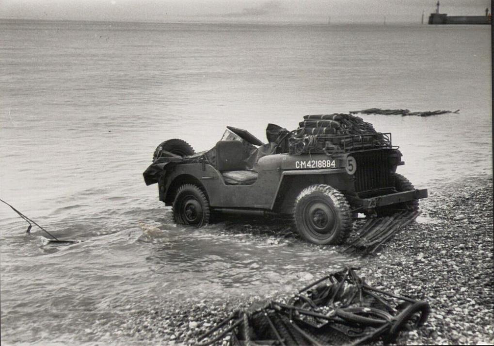 Opération. Jubilee - deux divisions Canadiennes a l'assaut de Dieppe  Screen64