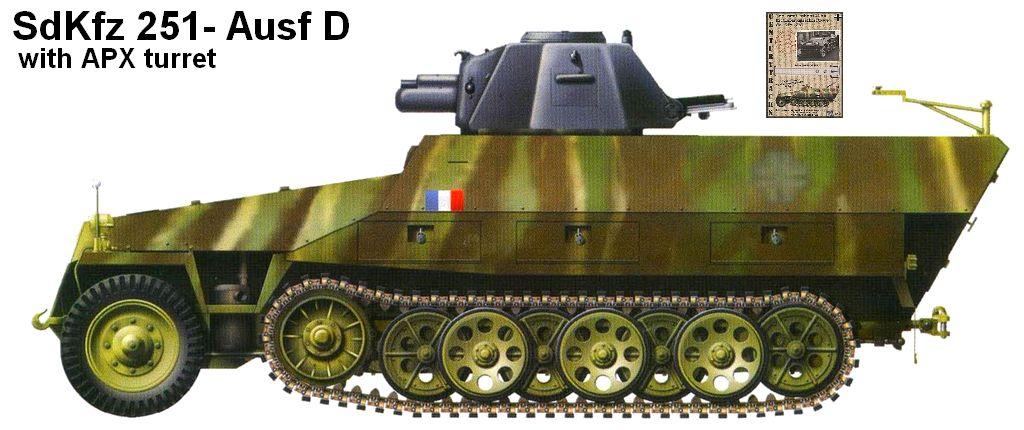 SdKfz 251/1 Hanomag Ausf. c . Sdkfz_11