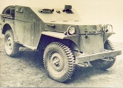 Un peloton original et peu connu :  Le peloton de jeeps blindées du 9ème escadron du 1er REC  (Laos - mai-novembre 1953) . T-25_e10