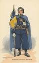 Planches uniformes Armée Française.... Alpins10
