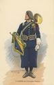 Planches uniformes Armée Française.... Alpins11