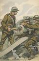 Planches uniformes Armée Française.... Artill21