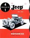 La jeep HOTCHKISS M201....Une jeep bien française Autres10