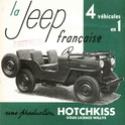 La jeep HOTCHKISS M201....Une jeep bien française Autres11