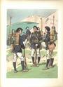 Planches uniformes Armée Française.... Chasse10