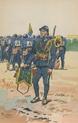 Planches uniformes Armée Française.... Chasse17