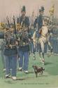 Planches uniformes Armée Française.... Chasse21