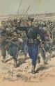 Planches uniformes Armée Française.... Chasse26