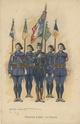 Planches uniformes Armée Française.... Chasse28