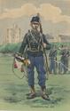 Planches uniformes Armée Française.... Chasse29