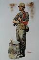 Planches uniformes Armée Française.... Cpm-mi10