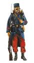 Planches uniformes Armée Française.... - Page 4 Infant30