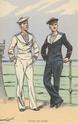 Planches uniformes Armée Française.... Marine18