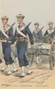 Planches uniformes Armée Française.... Marine21